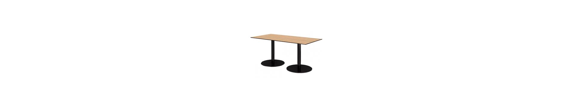 Mesa Tipo Pedestal